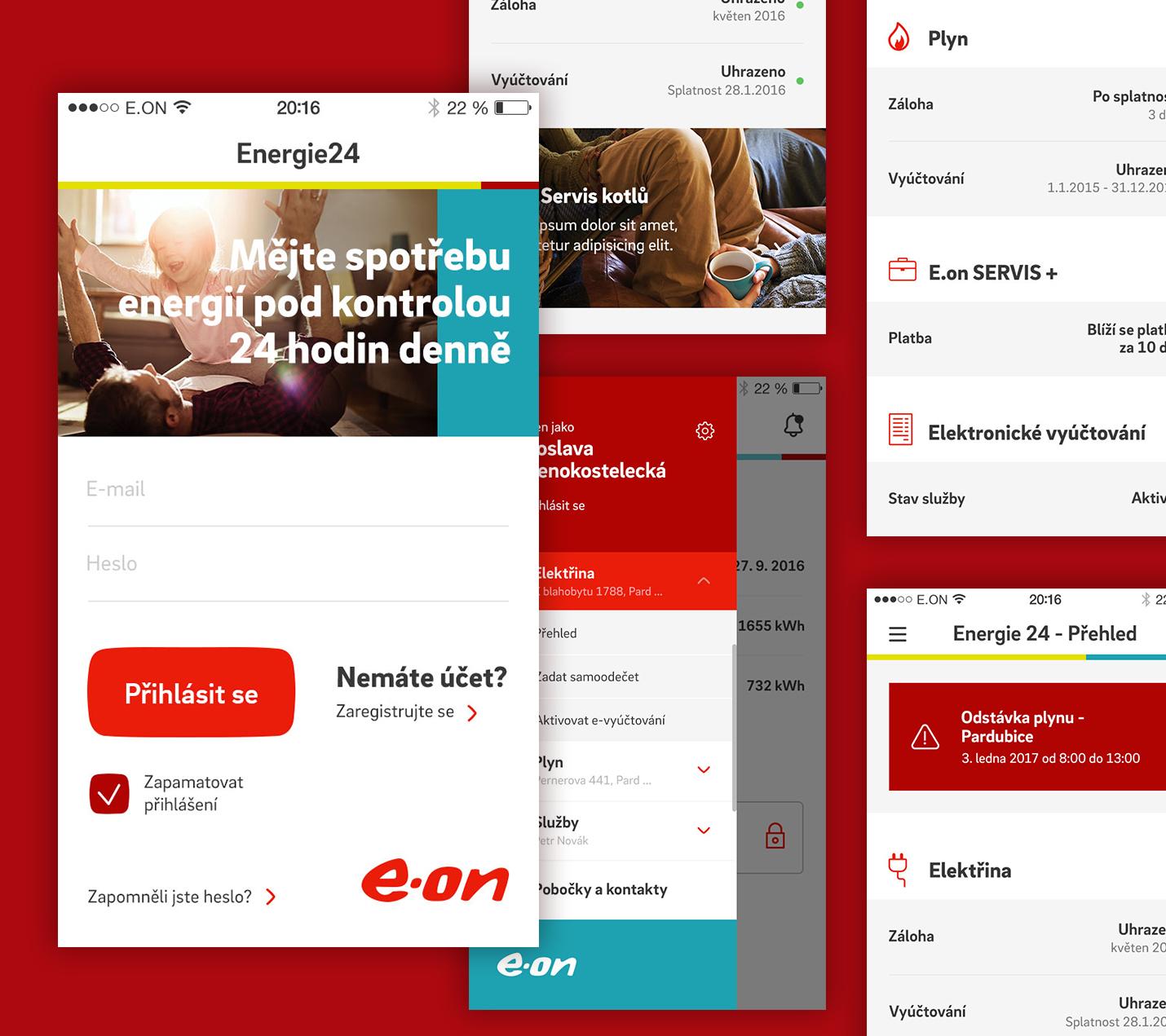 E.ON Mobile App